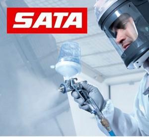 Краскопульты и запасные части SATA